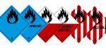 Gefahrgutaufkleber-Label-Klasse-4-184x72